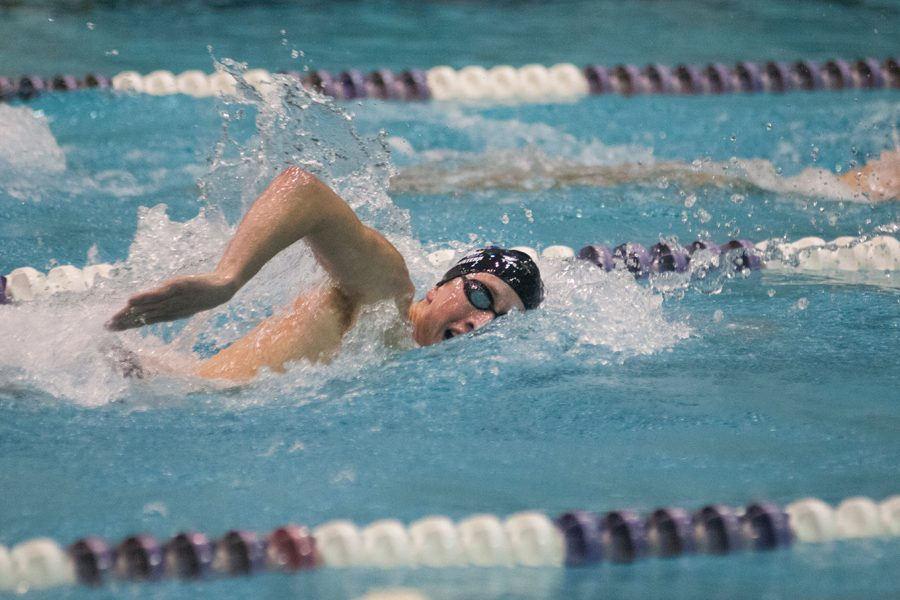 Men's Swimming: Undersized and understated, Jordan Wilimovsky, Northwestern's world champion, goes for Olympic gold