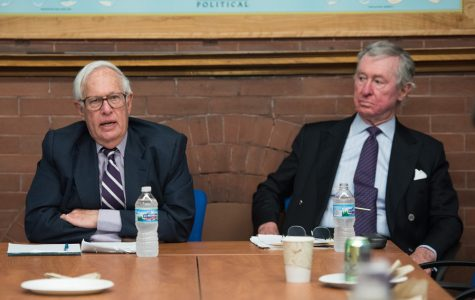 Former NU president, Political Science professor discuss Obama's foreign policy