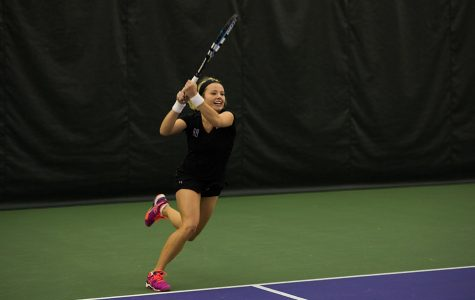 Women's Tennis: Lipp, Chatt prepare to represent Northwestern in NCAA individual tournaments