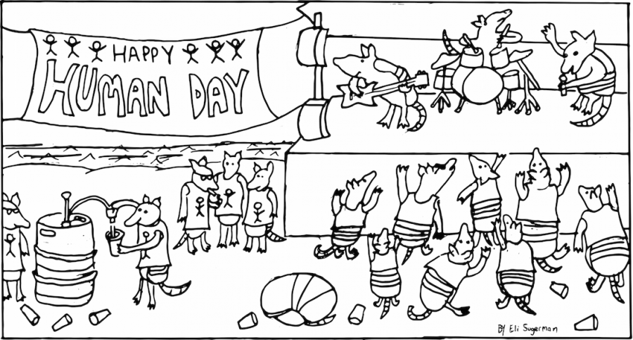 editedCARTOON HUMAN DAY