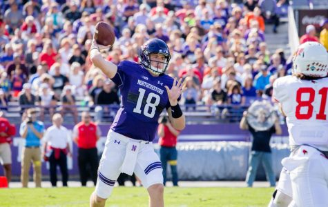 Football: Northwestern's offense becoming more pass-oriented