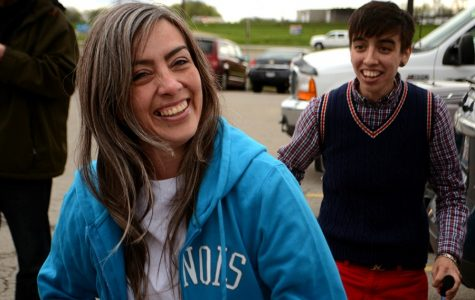 Jennifer Del Prete smiles minutes after being released from prison in 2014 more than 10 years before her scheduled parole. A judge vacated Del Prete's murder conviction on Monday.