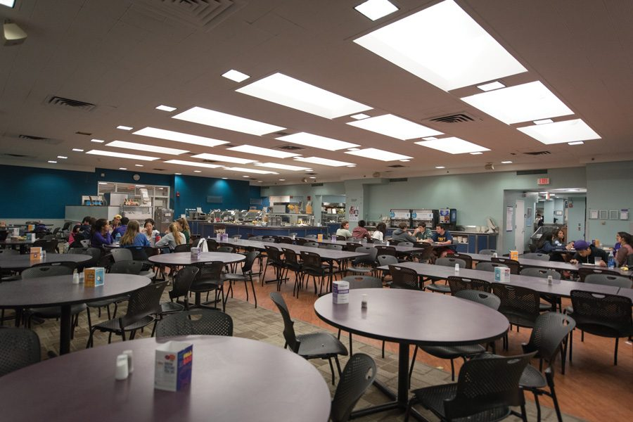 Nu dining implements new late night locations changes to for U of t dining hall
