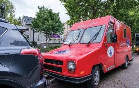 Evanston's first food truck hits the streets