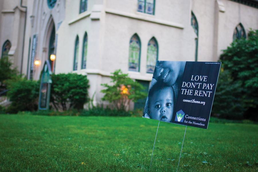 Connections for the Homeless launched an awareness campaign attempting to inform Evanston residents of the city's homelessness problem. They are hoping to both increase community awareness and raise $500,000.