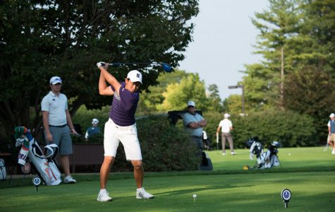 Men's Golf: Northwestern secures fourth place at home tournament