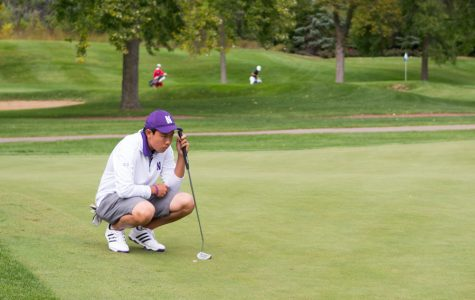 Men's Golf: Northwestern opens season with middling performance against difficult field