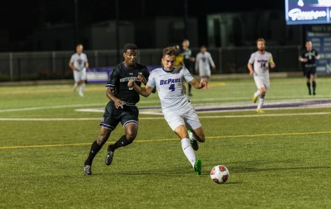Men's Soccer: Northwestern outshoots DePaul but still falls