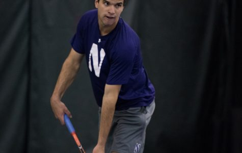 Men's Tennis: Northwestern's three star seniors enter final season with lofty expectations
