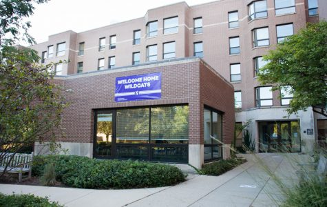 Northwestern officials are considering expanding the dorm at 1835 Hinman to stand 85 feet tall to help accommodate the two-year live-in requirement. NU would have to get a zoning variance to build a dorm higher than 45-feet tall.