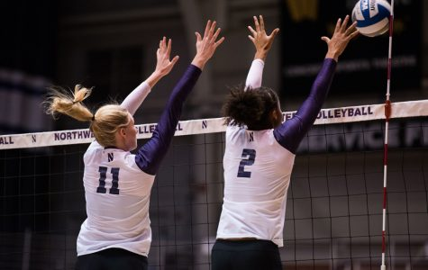 Volleyball: Northwestern looks to start Big Ten play with victory over Indiana