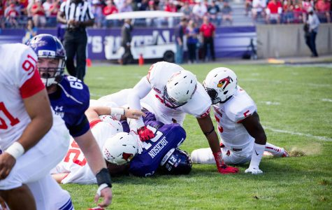 Football: Wildcats' offense forced to go pass-happy against Illinois State