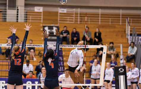 Volleyball: Northwestern wins Cavalier Classic, starts season 3-0