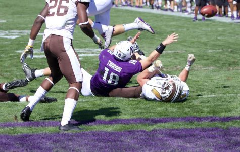 Football: Late fumble by Clayton Thorson dooms Wildcats in season-opening loss to Western Michigan