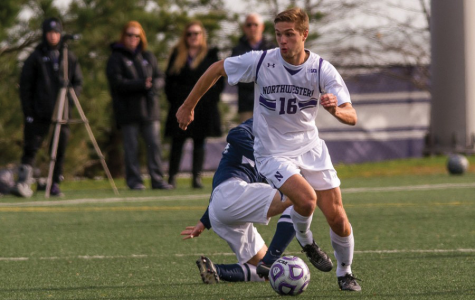 Men's Soccer: Northwestern drops two games over weekend