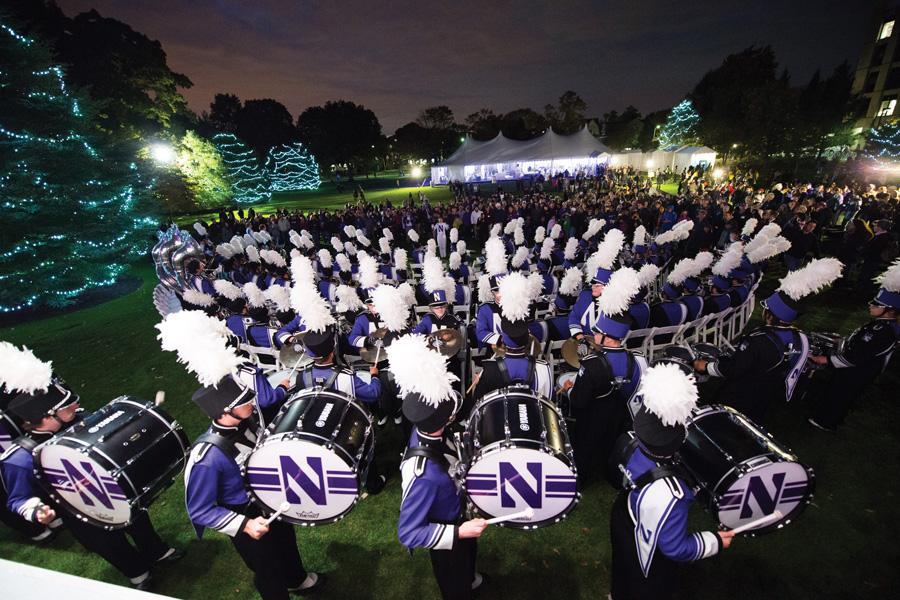 Jonathan Dai/The Daily Northwestern