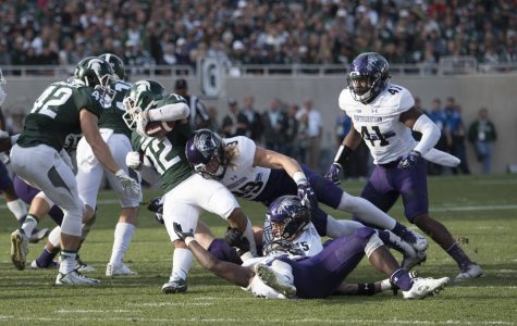 Rapid Recap: Northwestern 54, Michigan State 40