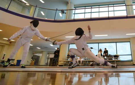 Fencing: Northwestern puts together strong showing at Remenyik Open to open season