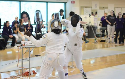 Fencing: Hamilton helps Wildcats thrive at North American Cup