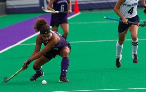 Field Hockey: Michigan topples scuffling Northwestern in overtime, sending Wildcats to third straight conference loss