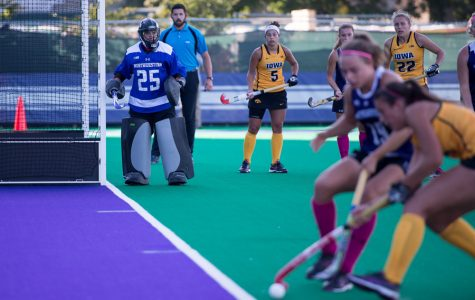 Field Hockey: Wildcats sneak past Michigan State, get stonewalled by Stanford in shootout