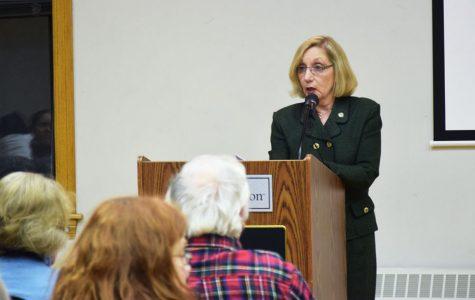 State Rep. Robyn Gabel (D-Evanston). Gabel. Gabel is running for reelection against independent Sean Matlis.