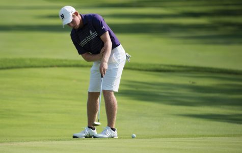 Men's Golf: Triplett, Wu lead Northwestern to third-place finish