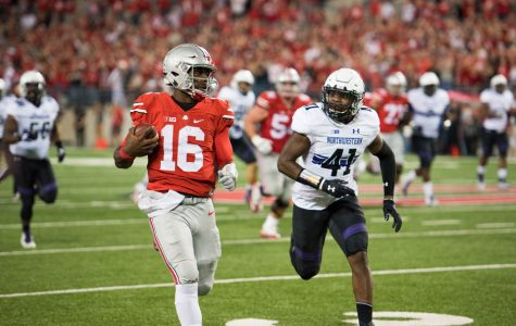 Football: Northwestern takes No. 6 Ohio State down to the wire, comes up just short