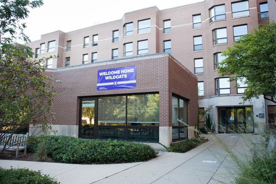 The residential hall at 1835 Hinman may undergo changes to accommodate the two-year live-in requirement. Administration previously encountered setbacks when the building's proposed height exceeded Evanston's zoning variance codes.