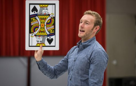 NU alumni collaborate on new play telling magician's tale