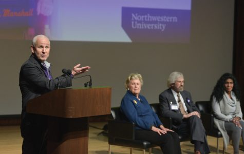 Alumni panel touches on progress in racial, gender equality in Northwestern history