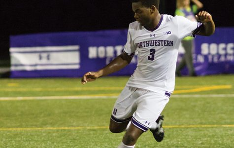 Men's Soccer: Down to third-string goalkeeper, Northwestern readies for crosstown rival UIC