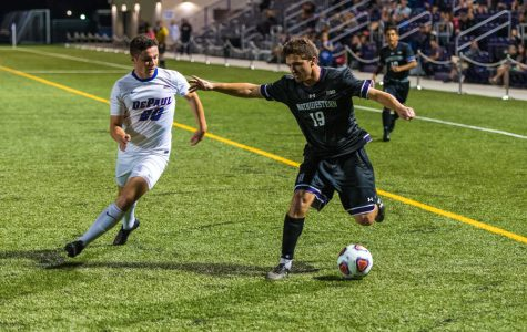 Men's Soccer: Hopson's goal lifts Northwestern over Penn State on Senior Day