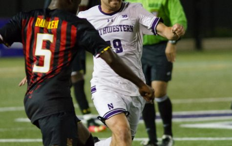Men's Soccer: Northwestern falls to Central Florida, loses goalie on the way