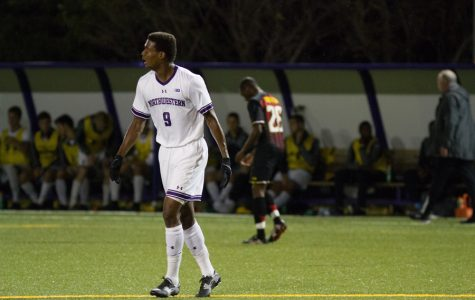 Men's Soccer: Wildcats run over by No. 1 Maryland