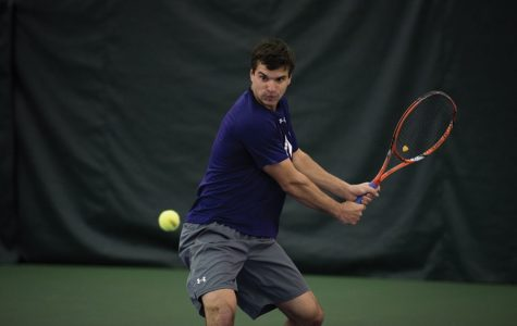 Men's Tennis: Northwestern players exit early from ITA All-American Championships
