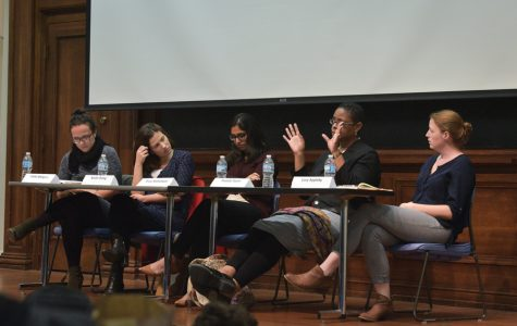 iGEM panelists discuss reproductive justice with an intersectional lens