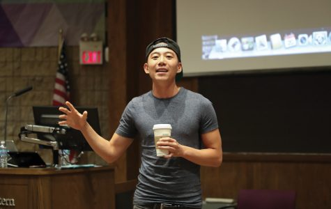 YouTuber, musician Dan Matthews shares experience as Korean adoptee
