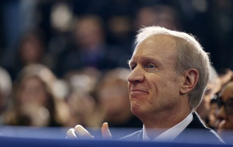 Rauner pushes prison bill meant to reduce recidivism
