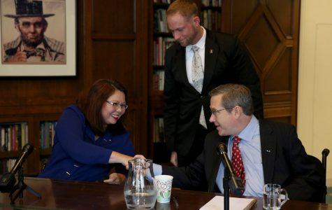 Know your ballot: U.S. Rep. Tammy Duckworth challenges Sen. Mark Kirk