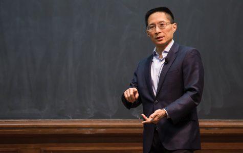 Political speechwriter discusses Asian-American civic engagement