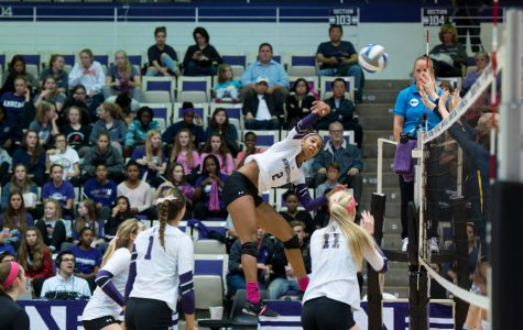 Volleyball: Northwestern swept for sixth straight match in home loss to Michigan