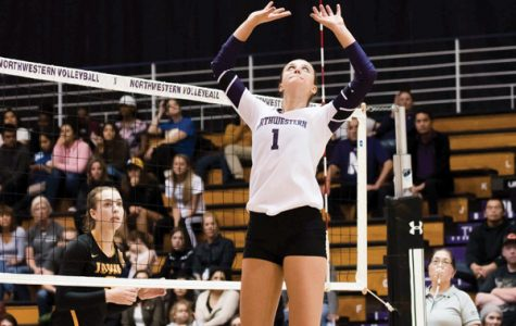 Volleyball: Wildcats set to face Iowa, No. 1 Nebraska to start road stretch