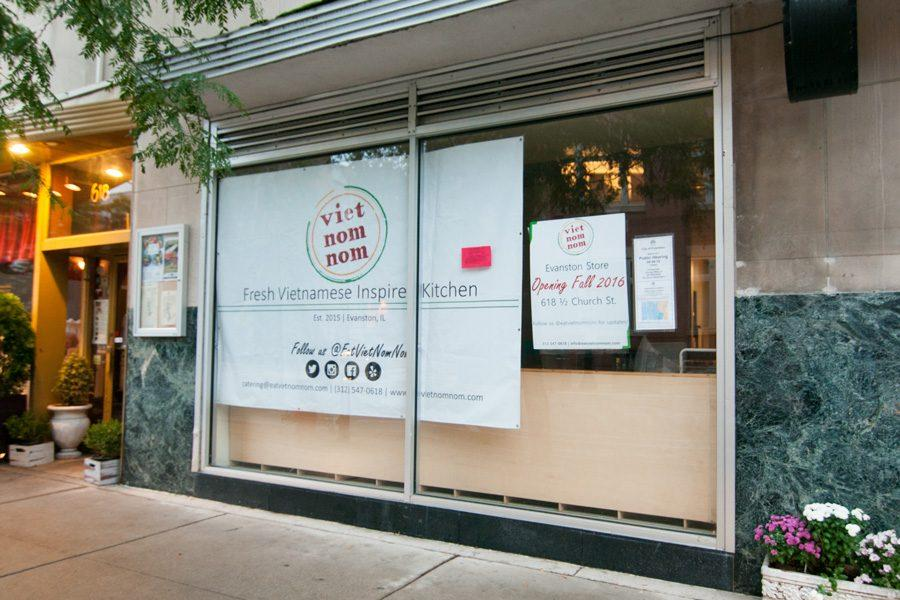 Viet Nom Nom is set to open later this fall at 618 ½ Church St. The restaurant will feature fast, healthy food options.