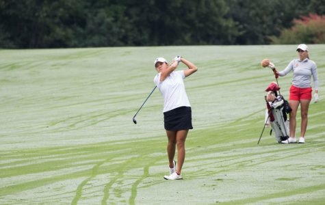 Women's Golf: Another collapse leads to a disappointing finish for Northwestern