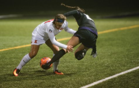 Women's Soccer: Wildcats look to improve offense ahead of Big Ten Tournament