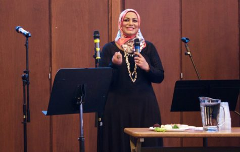 NU associate chaplain Tahera Ahmad named one of Muslim-Jewish Advisory Council's first members