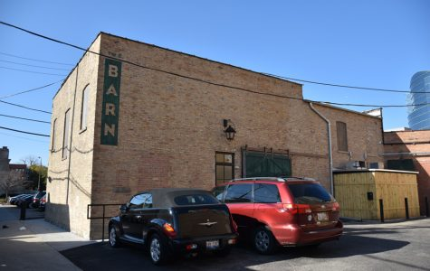 Amy Morton's second Evanston Restaurant, The Barn, opened Nov. 1 down an alley on Church Street. The restaurant gets its name from the building's former use as a horse barn.