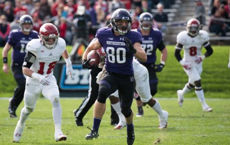 Football: Thorson, Carr forge bond, light up Big Ten secondaries