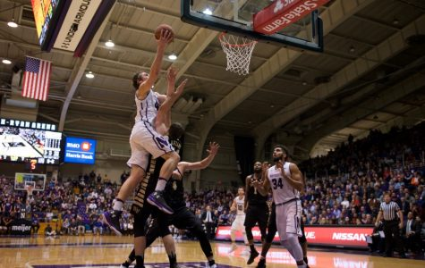 Men's Basketball: Late surge pushes Northwestern past Wake Forest